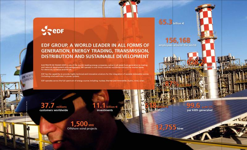 EDF Group, a world leader in all forms of generation,
