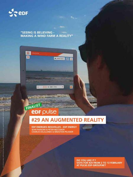 EDF Pulse # 29 An Augmented Reality