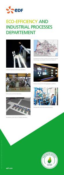 ECO-EFFICIENCY AND INDUSTRIAL PROCESSES DEPARTEMENT