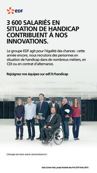 3600 SALARIES EN SITUATION DE HANDICAP