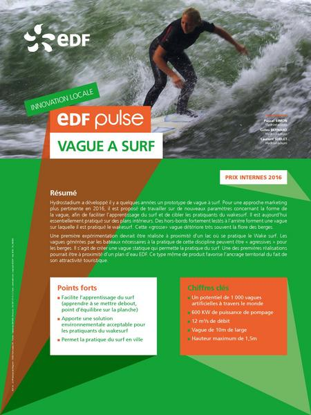 EDF Pulse VAGUE A SURF