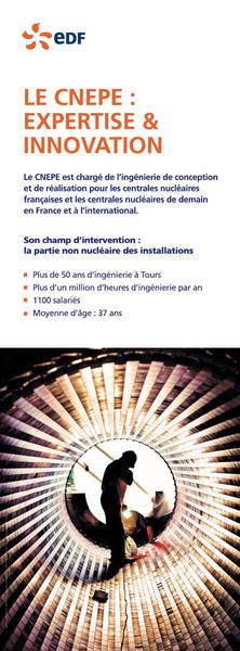 LE CNEPE : EXPERTISE & INNOVATION